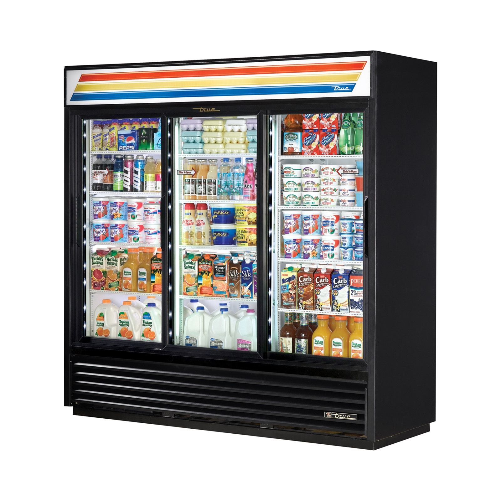 GDM-69-LD – True Display Refrigerator