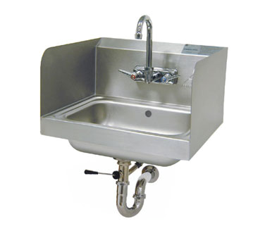 JSHA-101405BS – Majestic Stainless Steel Hand Sink