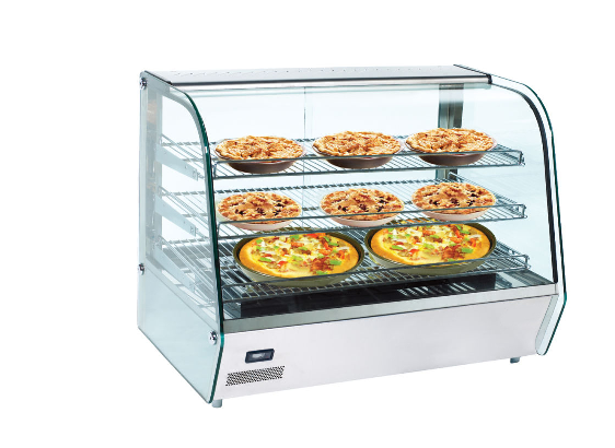 RTR-160L – MAJESTIC COUNTERTOP HOT DISPLAY WARMER