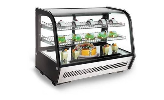 RTW-160L – MAJESTIC COUNTERTOP DISPLAY CHILLER