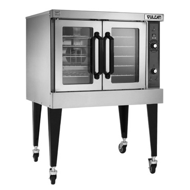 VC4GD – Vulcan single-deck gas convection oven
