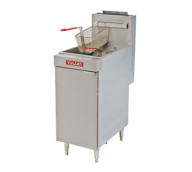LG300 – Vulcan Gas Fryer, Floor Model