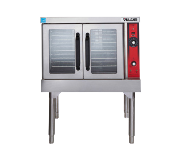 VC4ED – Vulcan Single Deck Electric Convection oven