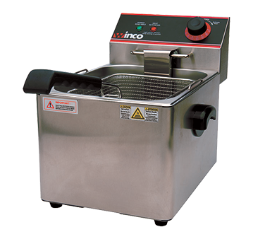 Efs 16 Winco Countertop Electric Fryer Advance