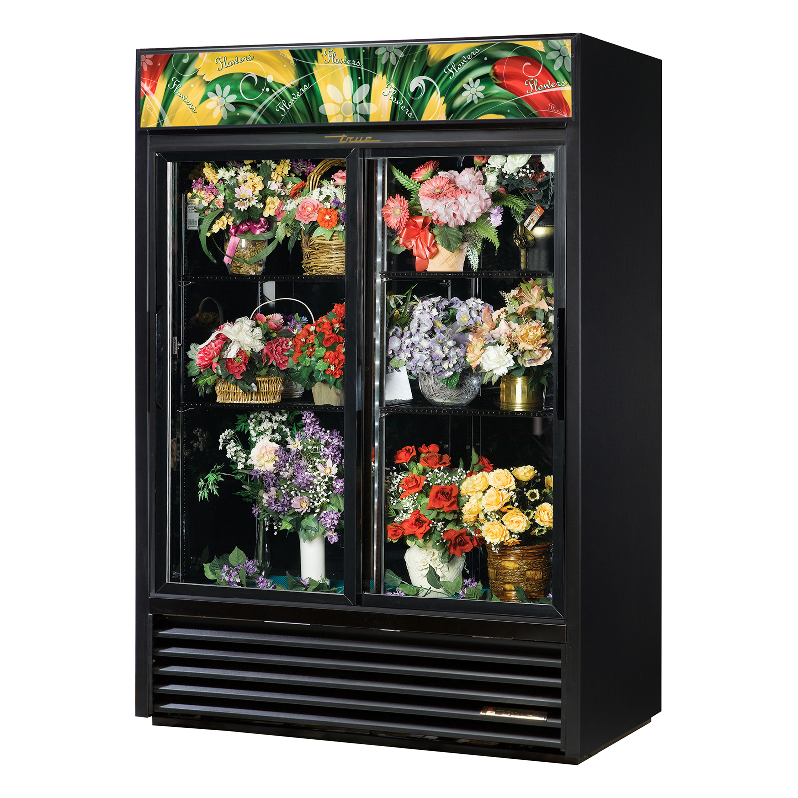 GDM-47FC-LD – True Display Floral Chiller