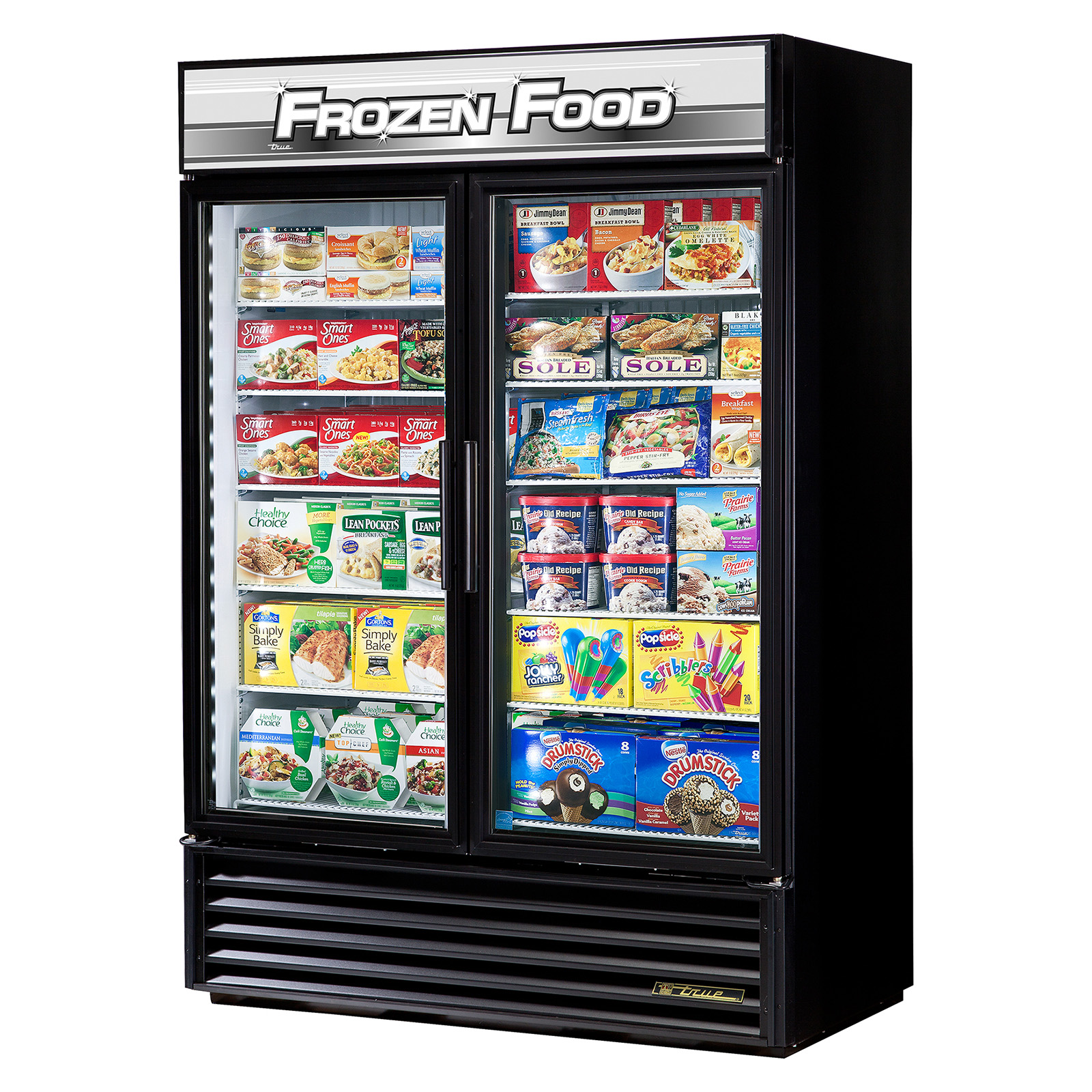 GDM-49F-LD – True Display Freezer