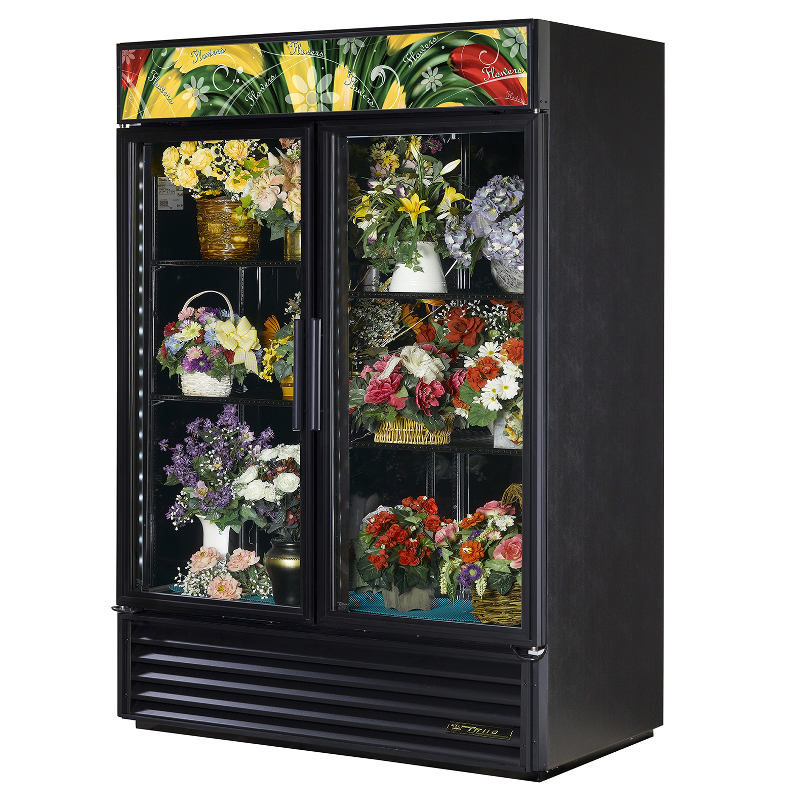 GDM-49FC-LD – True Display Floral Chiller