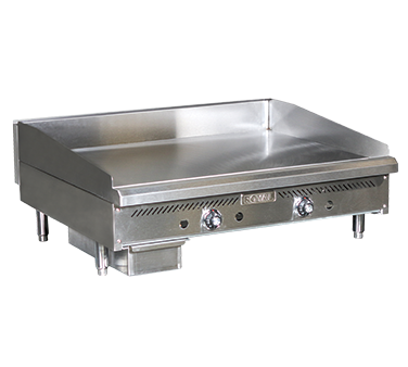 RTG-24 – Royal Gas Countertop Griddle