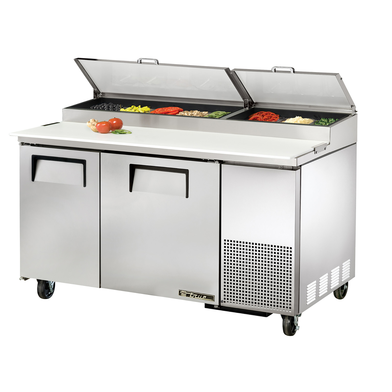 TPP-60 – True Refrigerated Pizza Prep Unit