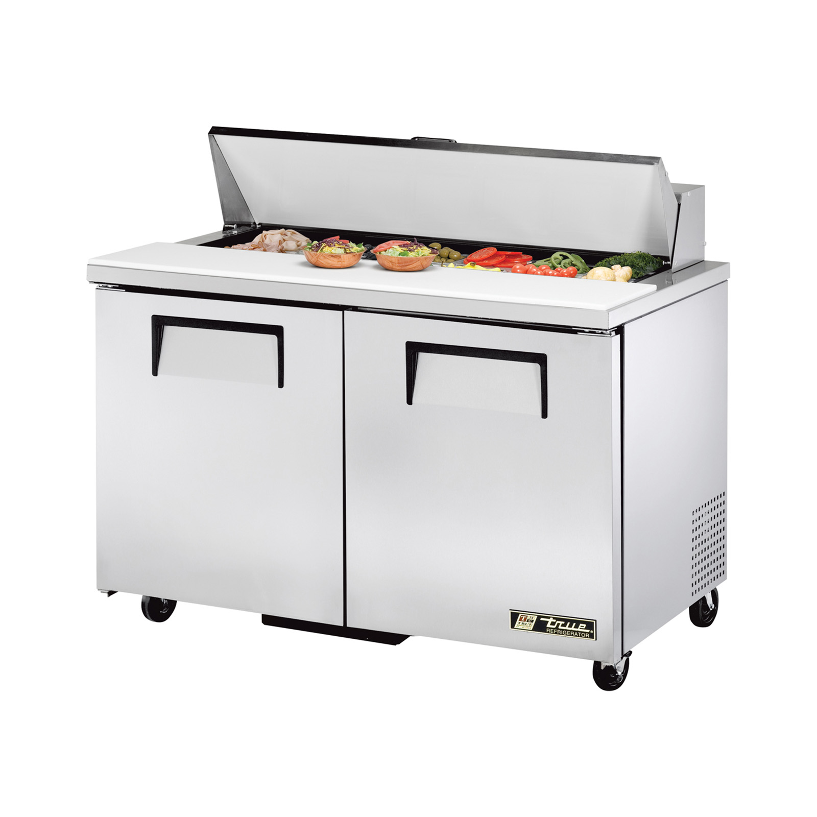 TSSU-48-12 – True Sandwich/Salad Prep Unit