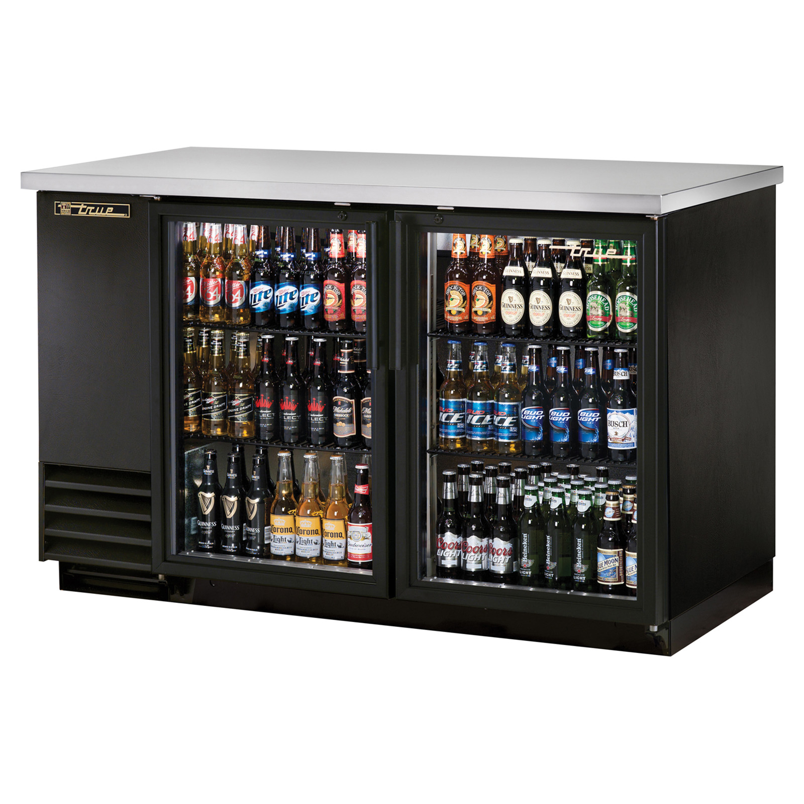 TBB-2G – True Back Bar Cooler
