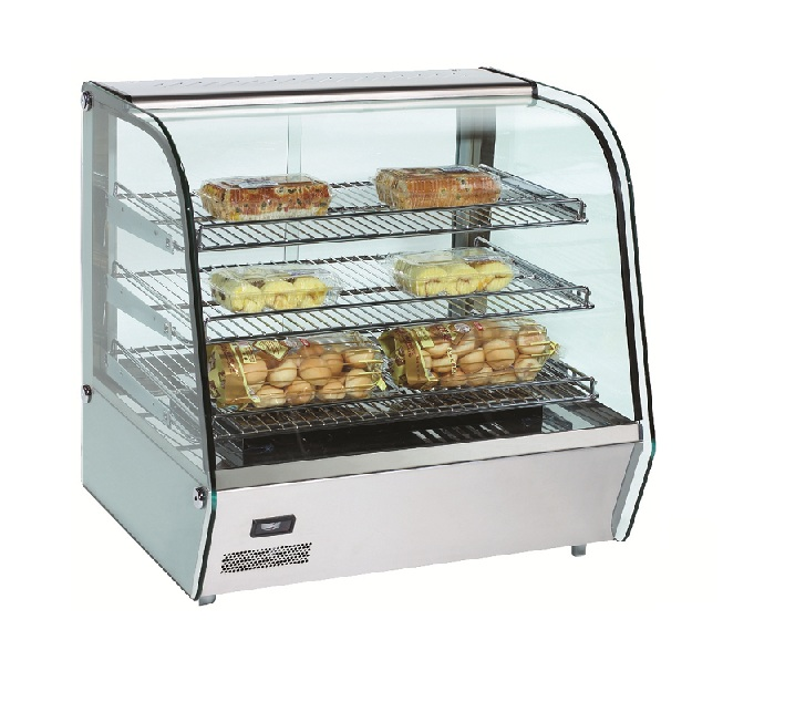 RTR-120L – MAJESTIC COUNTERTOP HOT DISPLAY WARMER