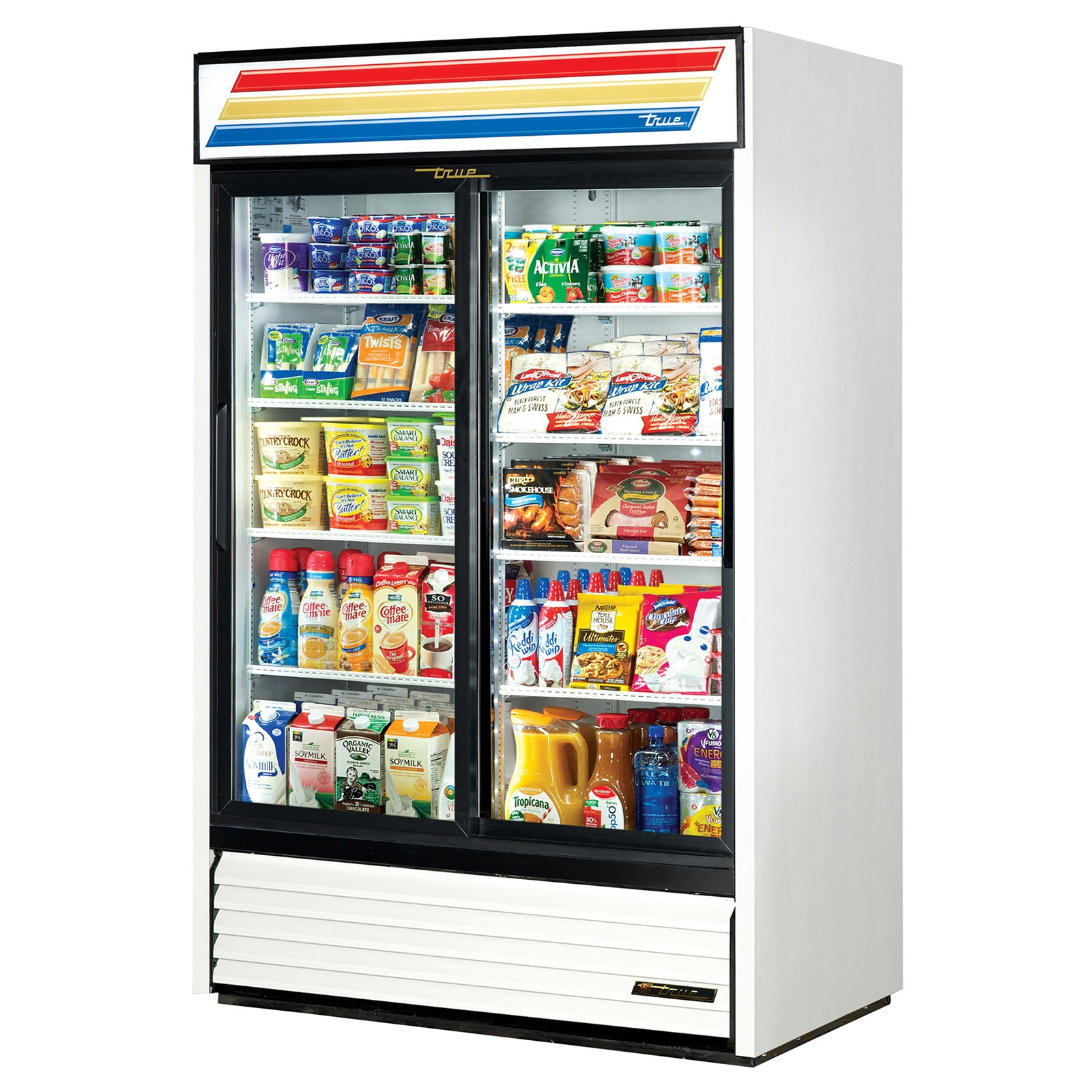 GDM-45-LD – True Display Refrigerator