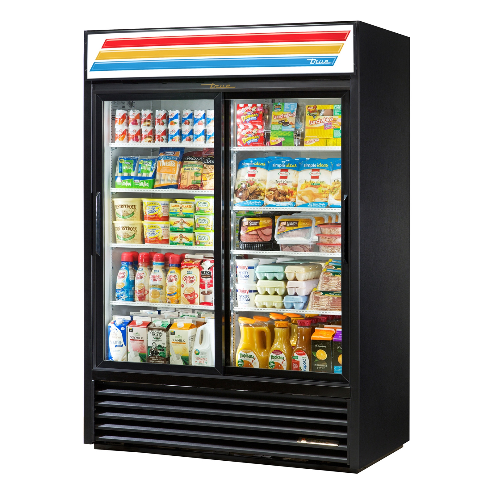 GDM-47-LD – True Display Refrigerator