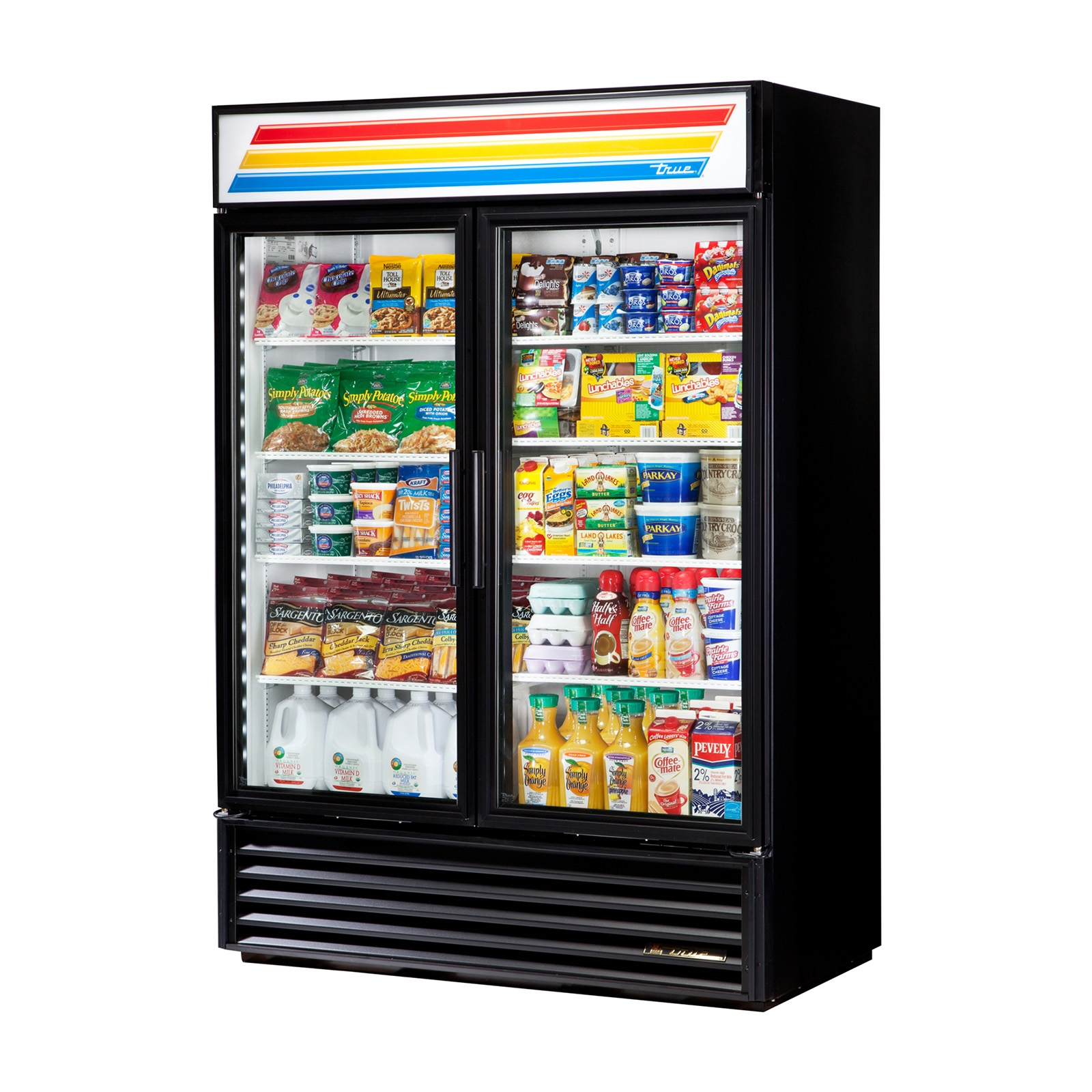 GDM-49-LD – True Display Refrigerator