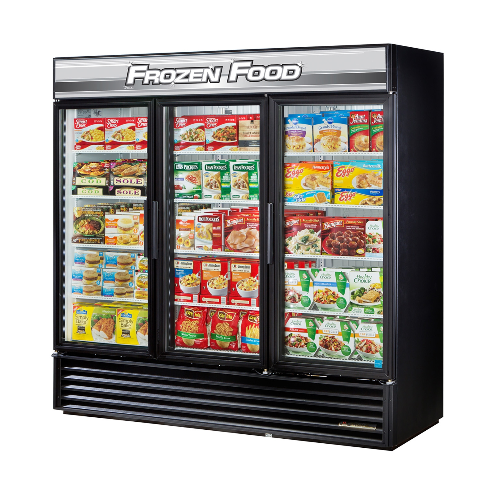 GDM-72F-LD – True Display Freezer