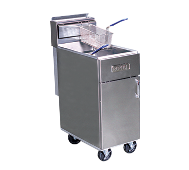 RFT-50 – Royal Gas Fryer, Floor Model