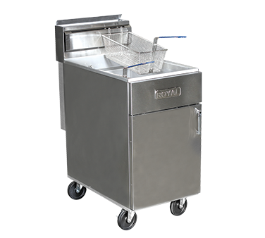 RFT-75 – Royal Gas Fryer, Floor Model