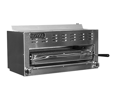 RSB-36 – Royal Gas Salamander Broiler