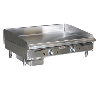 RTG-36 – Royal Gas Countertop Griddle