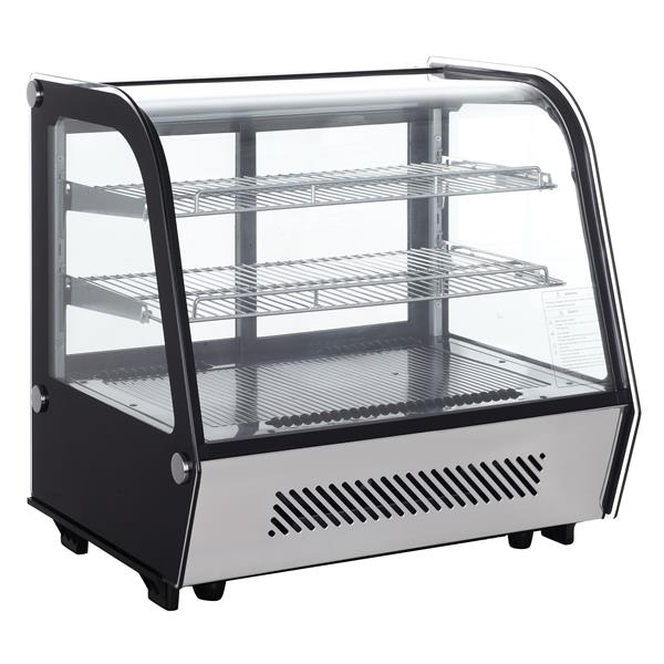 RTW-120L – MAJESTIC COUNTERTOP DISPLAY CHILLER