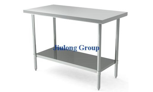 MAJ-2424IG – Majestic Stainless Steel Work Table